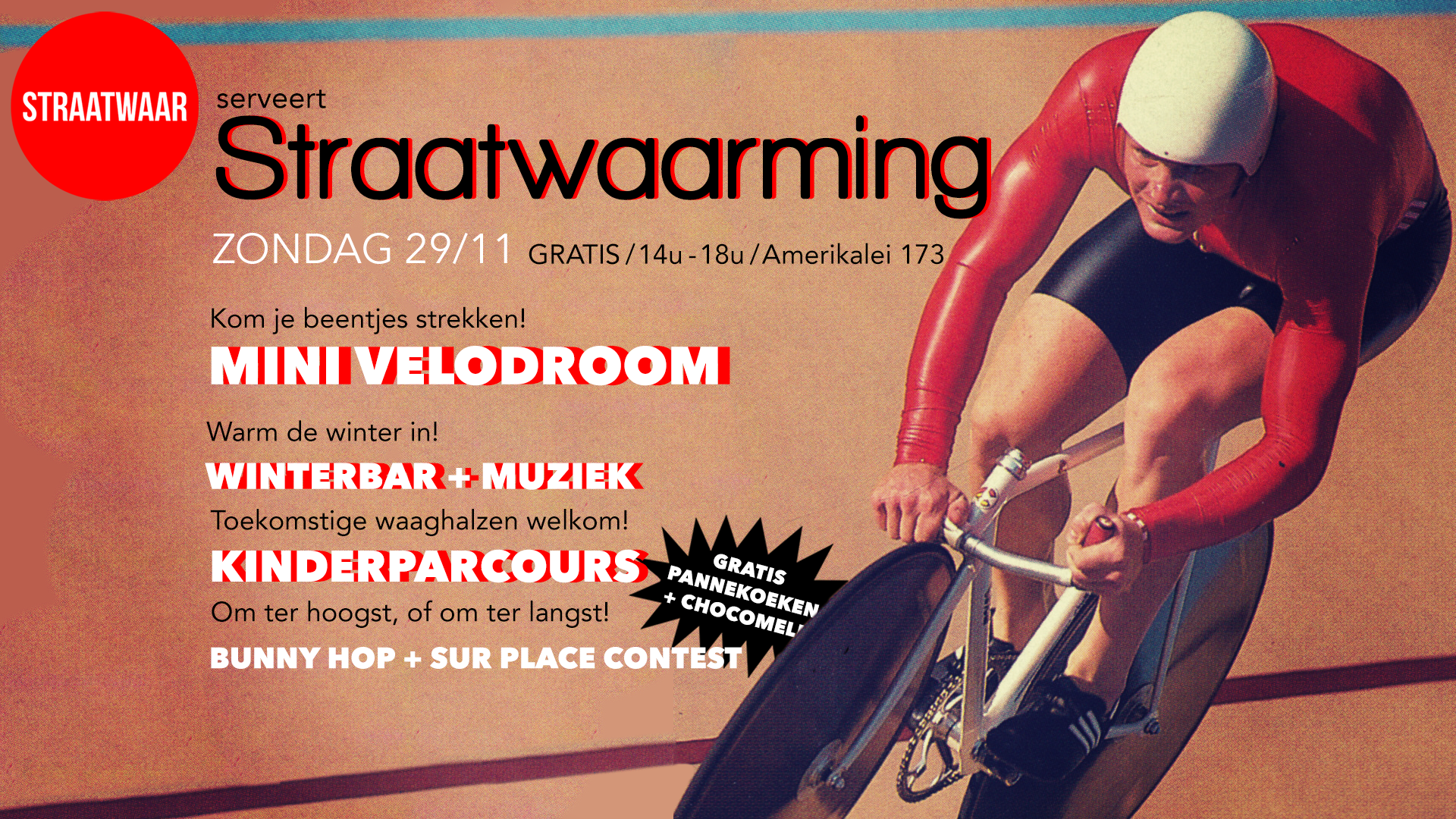 Straatwaarming 2015